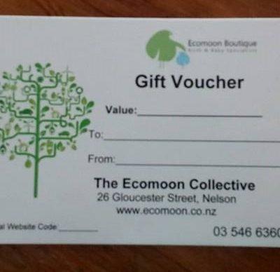 ecomoon gift voucher $100