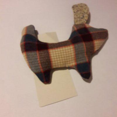 Dog tartan