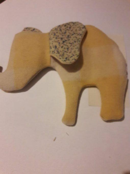 Elephant Yellow